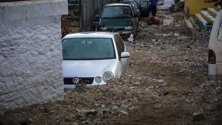 Καταστροφικό το πέρασμα της Ευρυδίκης από Σύμη, Κέρκυρα, Αργολίδα