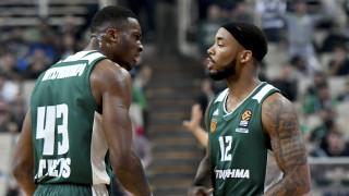 EuroLeague: Σούπερ επιθετικός Παναθηναϊκός Superfoods και εύκολη νίκη με Χίμκι (vid)
