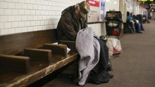 Οι άστεγοι στη Γερμανία έχουν αυξηθεί κατά 150% από το 2014