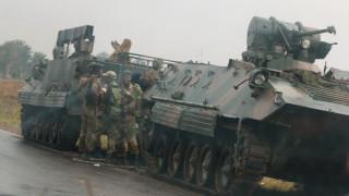 Πραξικόπημα στη Ζιμπάμπουε: Ο στρατός κατέλαβε την εξουσία (pics)