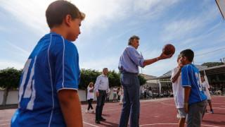 «LG Αθλητές του Αύριο»: Το πρόγραμμα που φέρνει τους νέους ένα βήμα πιο κοντά στον αθλητισμό