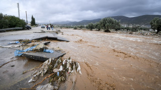 Με την κλιματική αλλαγή συνδέει τη θεομηνία στη Δυτική Αττική ο δ/ντής της ΕΜΥ