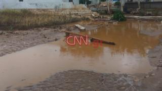 Κακοκαιρία: Αποκλειστικές εικόνες από την καταστροφή σε όλη τη Δ. Αττική