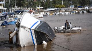 Κακοκαιρία: Φωτογραφίες από την τεράστια καταστροφή που καθηλώνουν