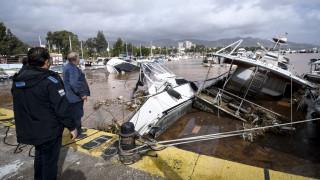 Κακοκαιρία: Τρία Κέντρα Αποκατάστασης Υγείας για τα θύματα της πλημμύρας