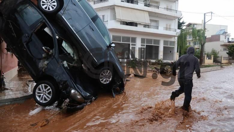 Κακοκαιρία: Δεκαπέντε νεκροί, αγνοούμενοι, δεκάδες τραυματίες και εικόνα καταστροφής