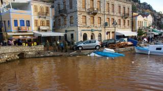 Σύμη: Μεγαλύτερες οι ζημιές από ό,τι είχε εκτιμηθεί αρχικά