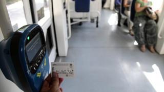 Ηλεκτρονικό εισιτήριο: Σε ισχύ από αύριο – Πότε κλείνουν οι πύλες