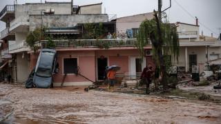 Κακοκαιρία: Για εικόνα βιβλικής καταστροφής έκανε λόγο ο διοικητής της Α' ΕΜΑΚ