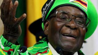 Ζιμπάμπουε: Σε κατ'οίκον περιορισμό ο Μουγκάμπε - Κρίσιμη η κατάσταση στη χώρα