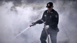 Μυτιλήνη: Νεκρός βρέθηκε ηλικιωμένος έπειτα από φωτιά