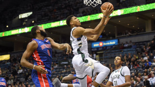 NBA: Φτιάχνουν σερί οι Μπακς με σούπερ Αντετοκούνμπο (vids)