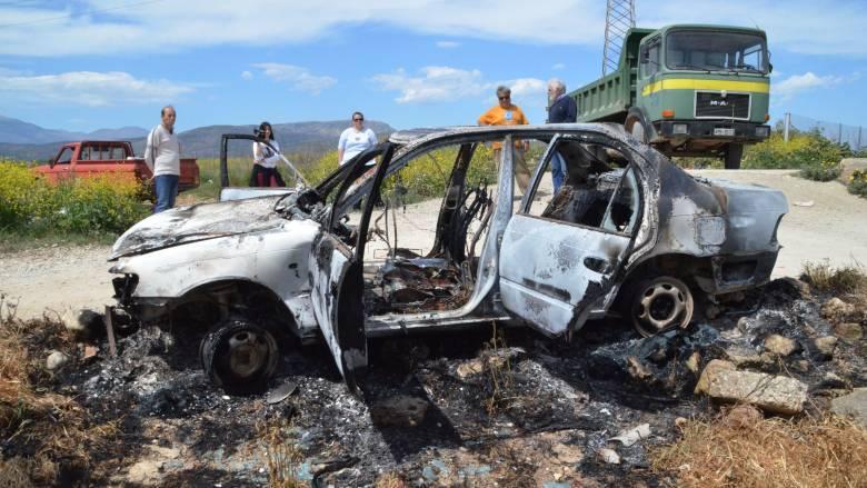 Νεκρός ανασύρθηκε οδηγός οχήματος έπειτα από φωτιά στη Βουλιαγμένη