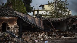 Κακοκαιρία: Κλιμάκιο του ΚΕΕΛΠΝΟ στη Μάνδρα Αττικής