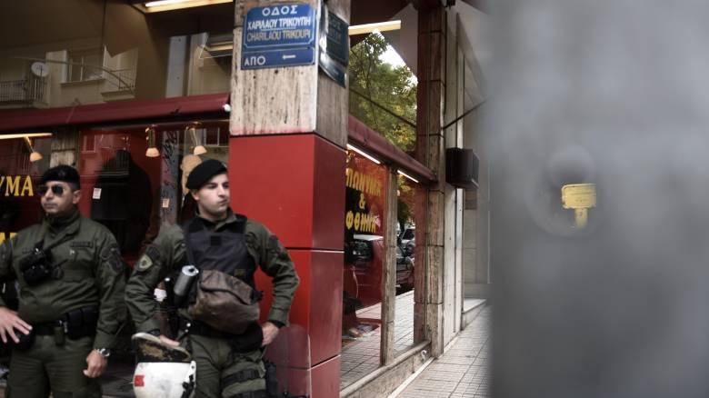 Ανάληψη ευθύνης για την επίθεση στα ΜΑΤ στα Εξάρχεια