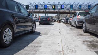 Κανονικά διεξάγεται η κυκλοφορία των οχημάτων στην έξοδο 1 της Αττικής οδού