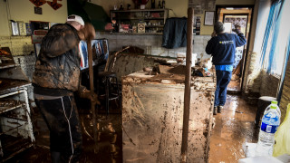 Πατούλης κατά Δούρου για την καταστροφή από τις πλημμύρες στη Δυτική Αττική