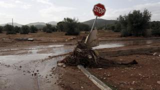 Θεσσαλονίκη: Σοβαρά προβλήματα στο Δήμο Χαλκηδόνας από την έντονη βροχόπτωση