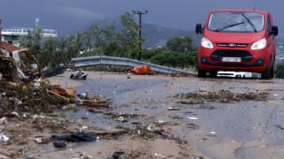 Προβλήματα από τη βροχή σε όλη την Αττική - Ποιοι δρόμοι είναι κλειστοί