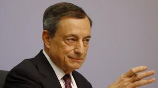 Ντράγκι: Σταθερή η ανάπτυξη στη ευρωζώνη – Ο πληθωρισμός παραμένει «ασταθής»