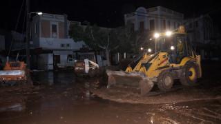 Έκτακτη ενίσχυση 600.000 ευρώ στη Σύμη και τον Πλατανιά Χανίων