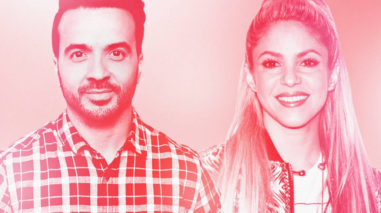 Latin Grammy Award: τετραπλός θρίαμβος για τo Despacito - ένα βραβείο στη Shakira