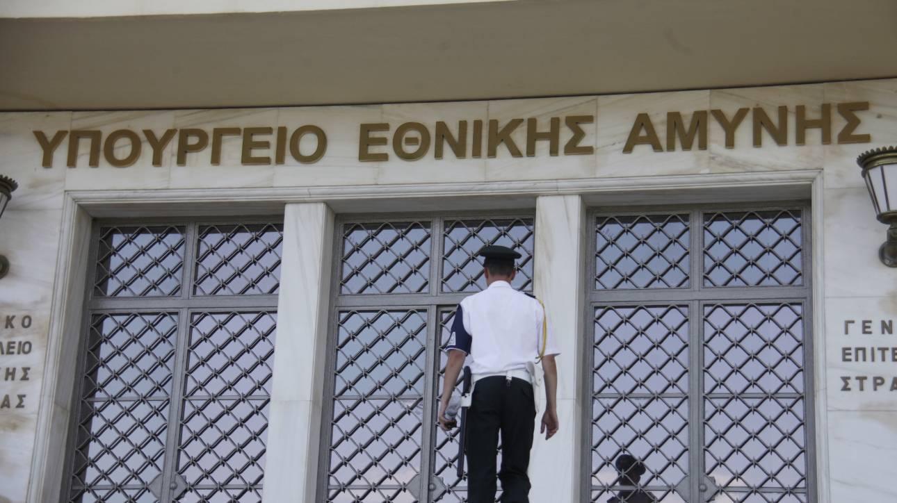 Παραδειγματικές τιμωρίες για την εισβολή του Ρουβίκωνα στο υπ.Άμυνας ζητά ο Καμμένος