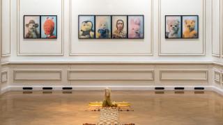 Moυσείο Κυκλαδικής Τέχνης: το Μέγαρο Σταθάτου «κάστρο της μοναξιάς» του M. Kelley