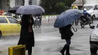 Στο Ιόνιο ο κυκλώνας «Ζήνων» - Συνεχίζεται η κακοκαιρία (pic&vid)