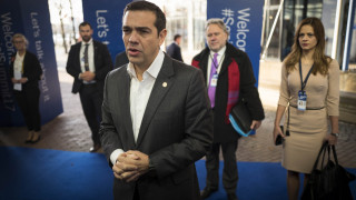 Τσίπρας: Πρόταση για ευρωπαϊκή πολιτιστική Ολυμπιάδα ανά δύο χρόνια