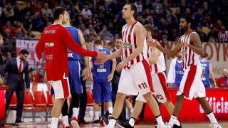 EuroLeague: Άνετη νίκη του Ολυμπιακού με τον Ερυθρό Αστέρα και κορυφή (vids)