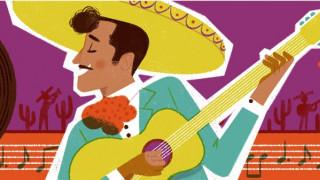 Στον Πέδρο Ινφάντε αφιερωμένο το Doodle της Google
