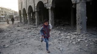 Συρία: Τουλάχιστον 19 άμαχοι νεκροί σε βομβαρδισμούς