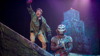 Iron Maiden: Ο εμβληματικός metal θρύλος του Eddie αποκαλύπτεται