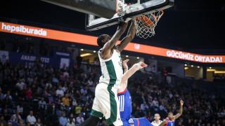EuroLeague: Το Top-10 της 8ης αγωνιστικής με Παπαπέτρου και Γκιστ (vid)