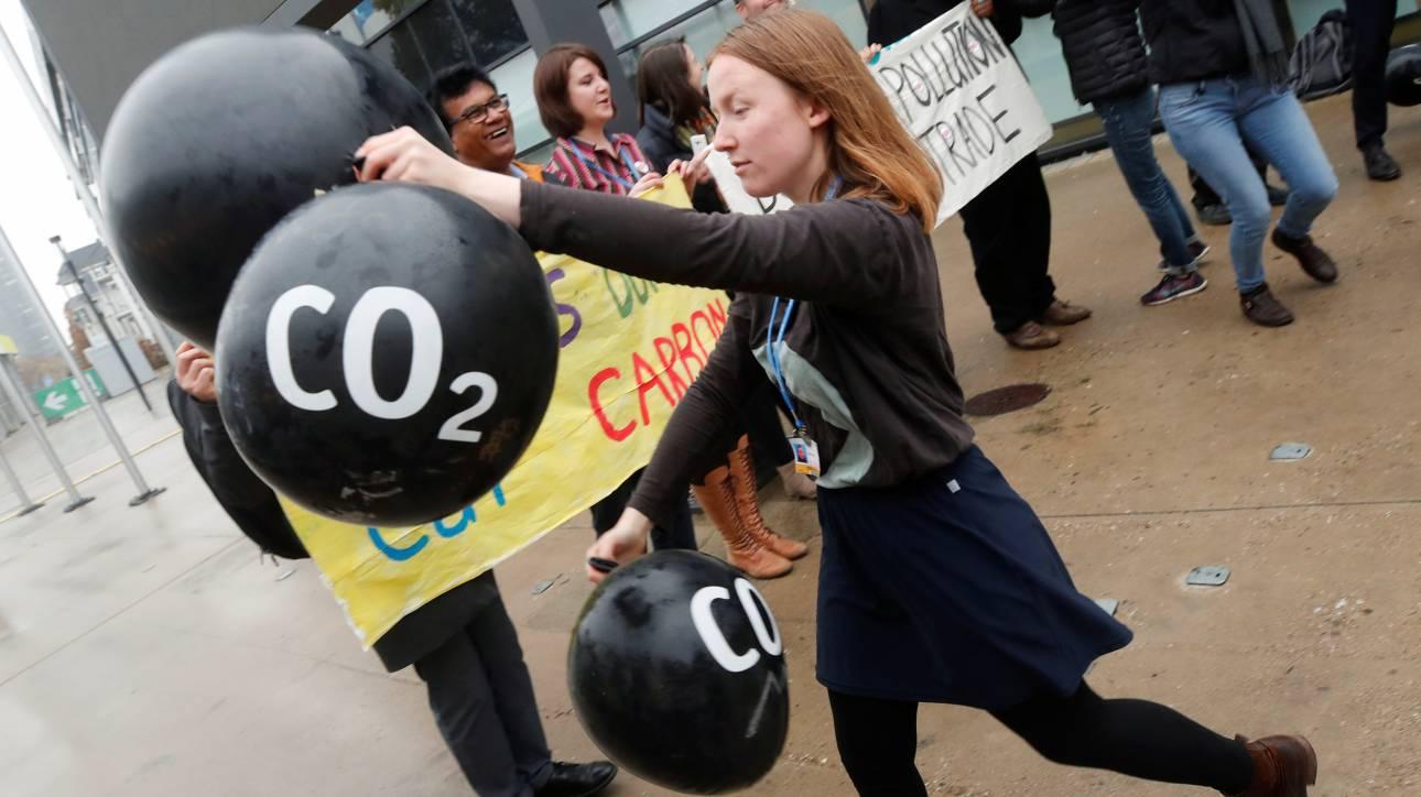 Διάσκεψη για το Κλίμα: Το 2018 θα είναι μια δύσκολη χρονιά για τους διαπραγματευτές