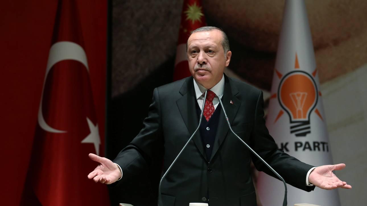 O Ερντογάν απέρριψε την απολογία του ΝΑΤΟ: Δεν φτάνει μία απλή συγνώμη