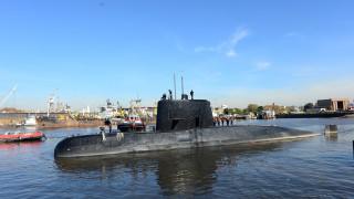 Αργεντινή: Ενδείξεις ζωής από το υποβρύχιο που αγνοείται