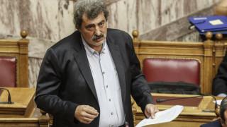 Η Βίκυ Σταμάτη ζητά ένα εκατομμύριο ευρώ από τον Παύλο Πολάκη