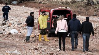 Ανησυχία στη Μάνδρα: Φουσκώνουν ξανά οι χείμαρροι