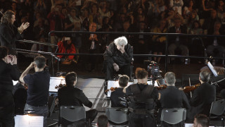 Τίρανα: Η μουσική του Μίκη Θεοδωράκη ένωσε δύο λαούς