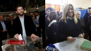 Με μηνύματα ενότητας προχωρά ο δεύτερος γύρος των εκλογών της Κεντροαριστεράς