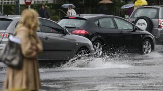 Με βροχές, καταιγίδες και χιονοπτώσεις ο καιρός σήμερα
