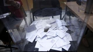 Εκλογές Κεντροαριστεράς: Μεγάλη η προσέλευση πολιτών στον δεύτερο γύρο