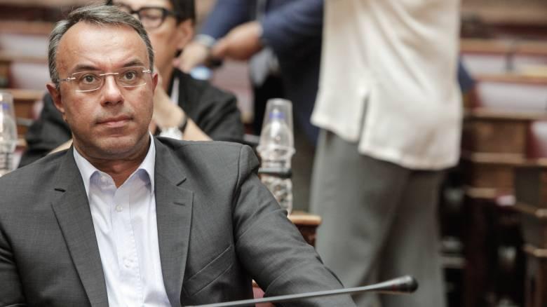 Οι τέσσερις άξονες που προτείνει ο Σταϊκούρας για να βγει η χώρα από την κρίση