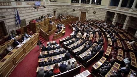 Κατατέθηκε στη Βουλή η τροπολογία για την έκτακτη ενίσχυση των πληγέντων της κακοκαιρίας