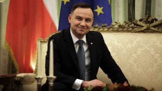 Α. Ντούντα: Η φιλία Ελλάδας - Πολωνίας δοκιμάστηκε πολλές φορές, αλλά στέφθηκε με τεράστια επιτυχία