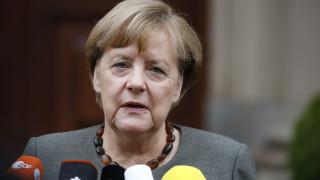 Μέρκελ: Προτιμώ νέες εκλογές από μία κυβέρνηση μειοψηφίας