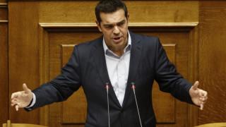 Κοινωνικό μέρισμα: Πράξη κοινωνικής δικαιοσύνης η διανομή του μερίσματος, είπε ο Αλέξης Τσίπρας