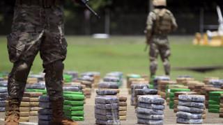 Παναμάς: Ιστορικό ρεκόρ στην κατάσχεση ναρκωτικών το 2017